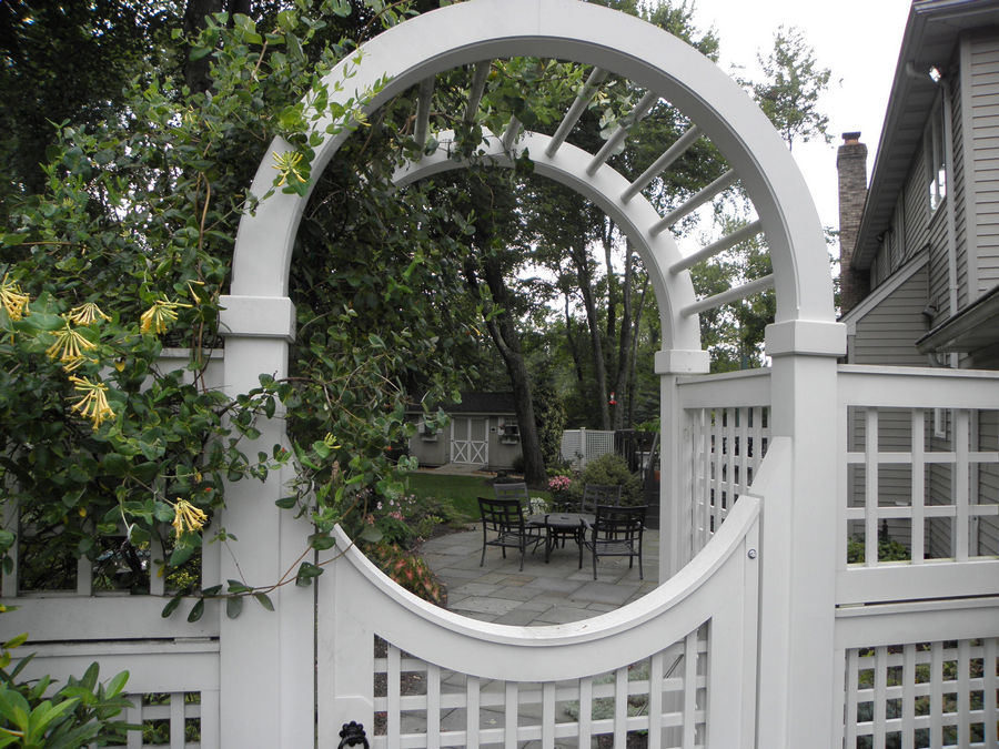 Garden Gate – Outdoor Living Space – Somerset County – NJ
