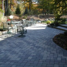 Paver Patio – Outdoor Living Space – Warren – NJ