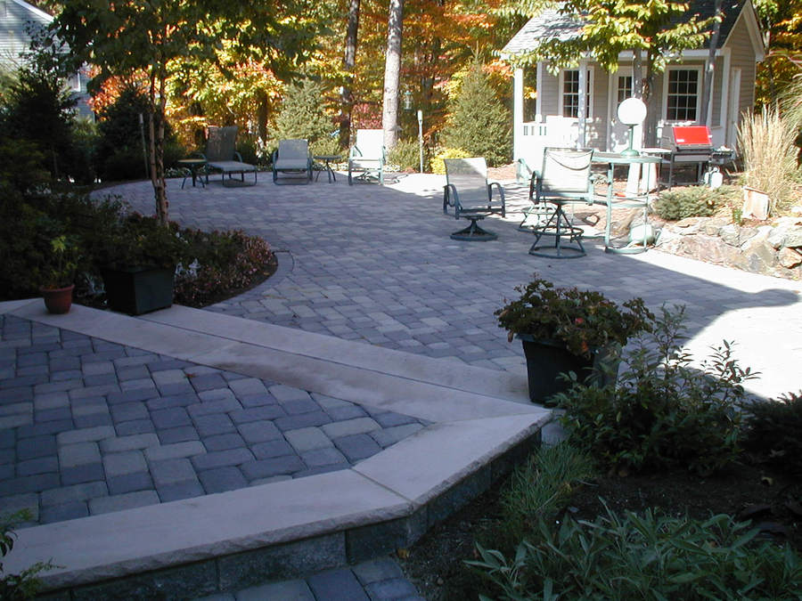 Paver Patio and Steps – Outdoor Living Space – Warren – NJ