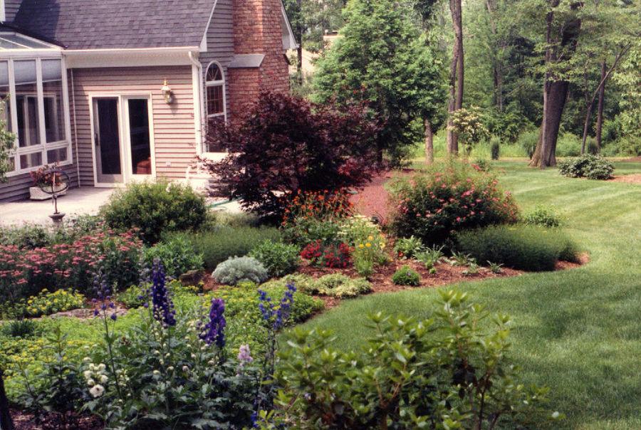Perennial gardens – Warren – NJ