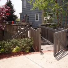Poolside Patio – Deck – Greenbrook – NJ