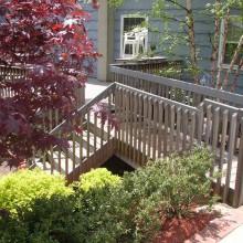 Poolside Patio Entrance – Greenbrook – NJ